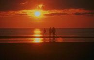 Rock Harbor Sunset